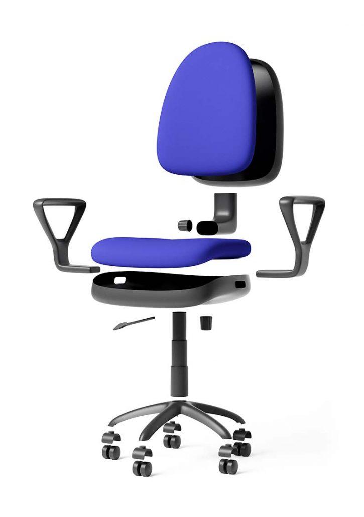 Επισκευή σε Καρέκλες γραφείου.